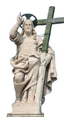 Cristo Risorto - Basilica Vaticana