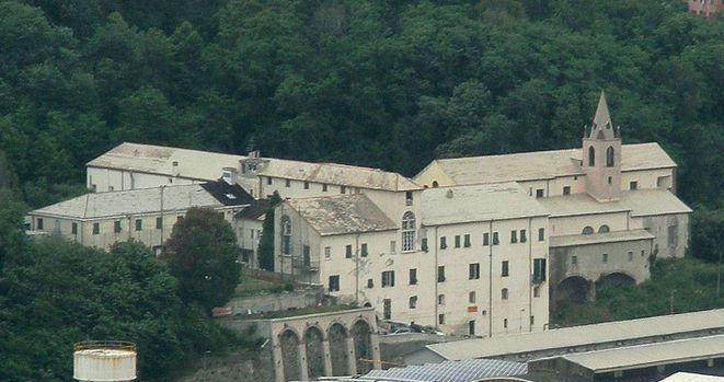 Abazia di San Nicolò al Boschetto