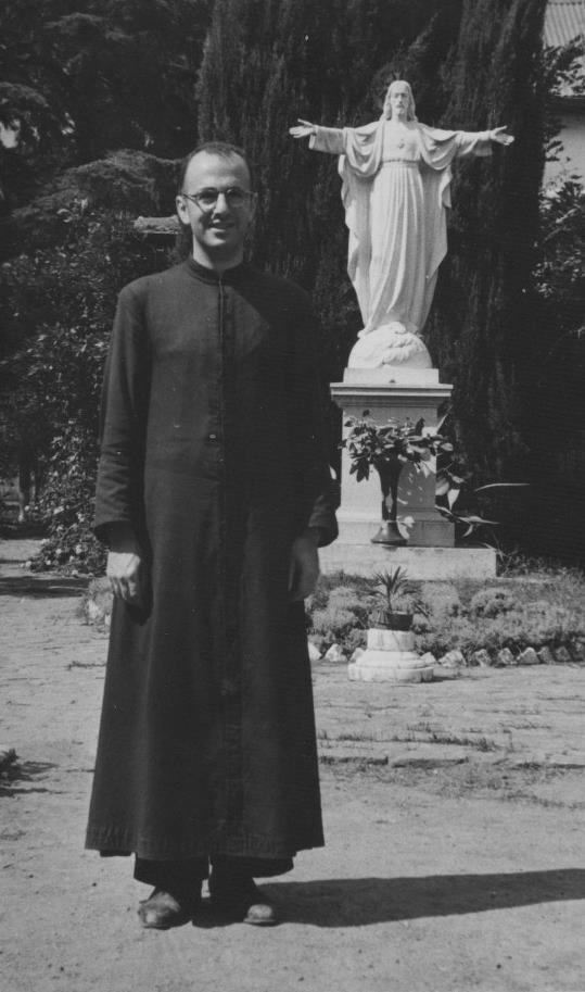P. Baldussi giovane, a Claypole
