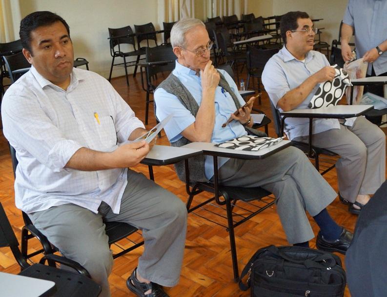 P. Alvaro, P. Roberto, P. Freitas