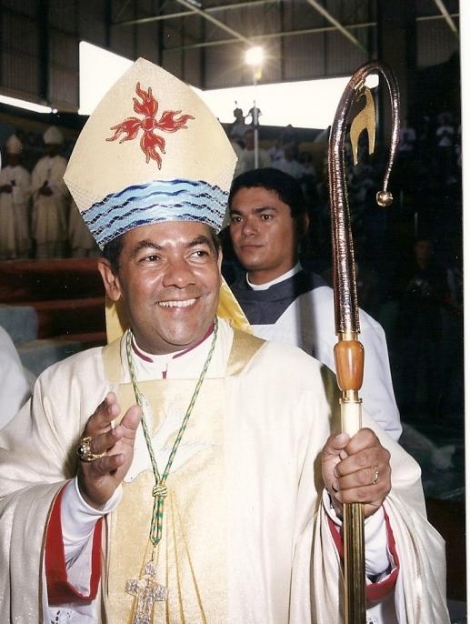 Nel giorno dell'ordinazione episcopale, Luziania 29 set 2001