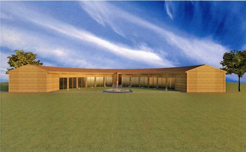 Il centro polivalente da costruire