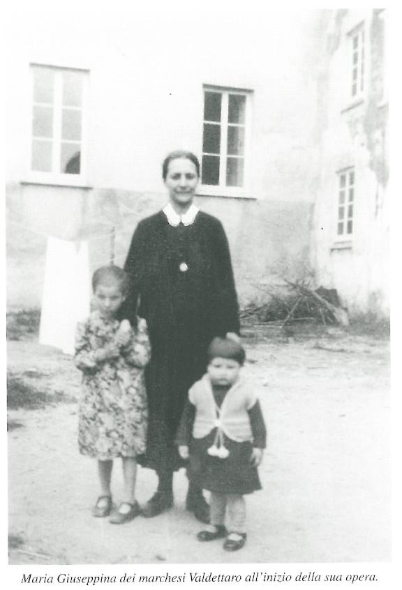 Madre Giuseppina Valdettaro