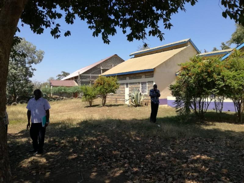 La nuova parrocchia di Gaitu